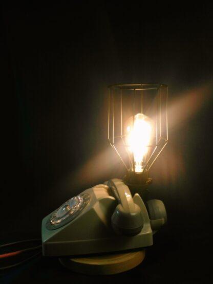 lampe upcycling Tour de Chappe