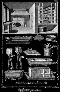 le siècle des confiseurs par d'Alembert
