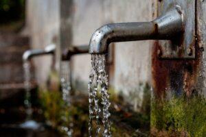 L'eau au robinet