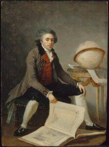 la femme peintre Marguerite Gérard