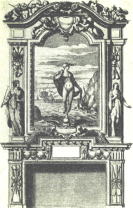 Cheminée Louis 13