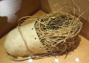 La chaussure d'Otzi