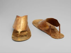 La chaussure Egypte